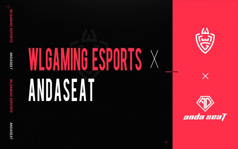 Buriram United Esports & WLGaming Esports announces partnership with AndaSeat
