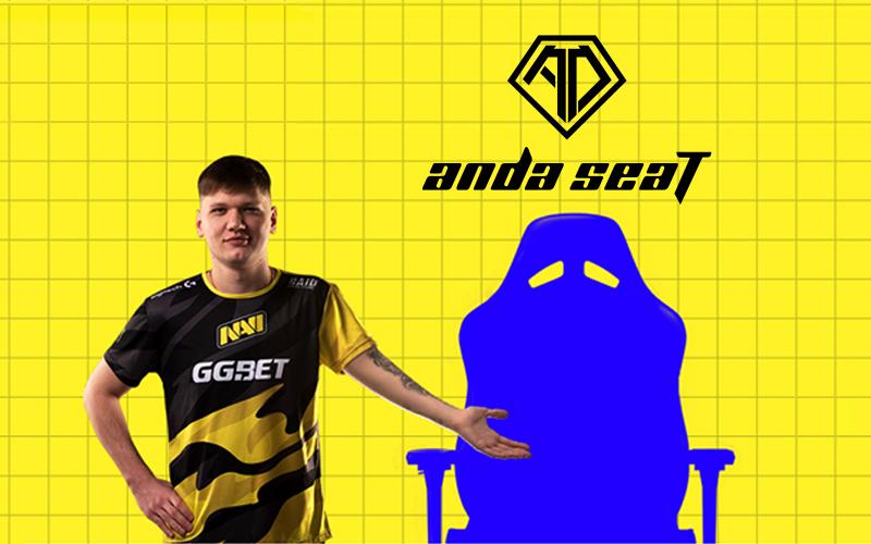 AndaSeat Forge Partnership with Esports Organization Natus Vincere
